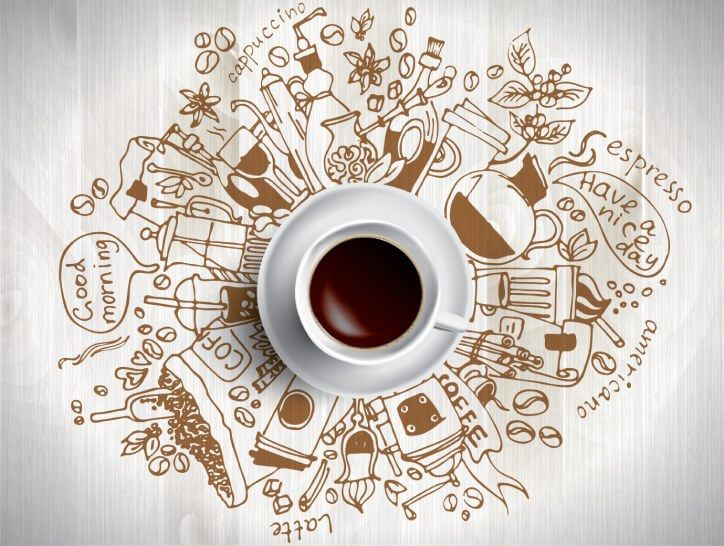 9 health benefits of coffee nutrition facts types