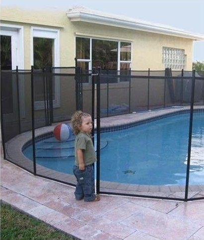 Install A Fence Wall Or Gate Around Your Pool Pool Safety Fence Swimming Pool Safety Pool Fence