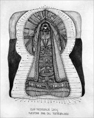 Monica Mayer | Feminist art, Sketches, Art sketches
