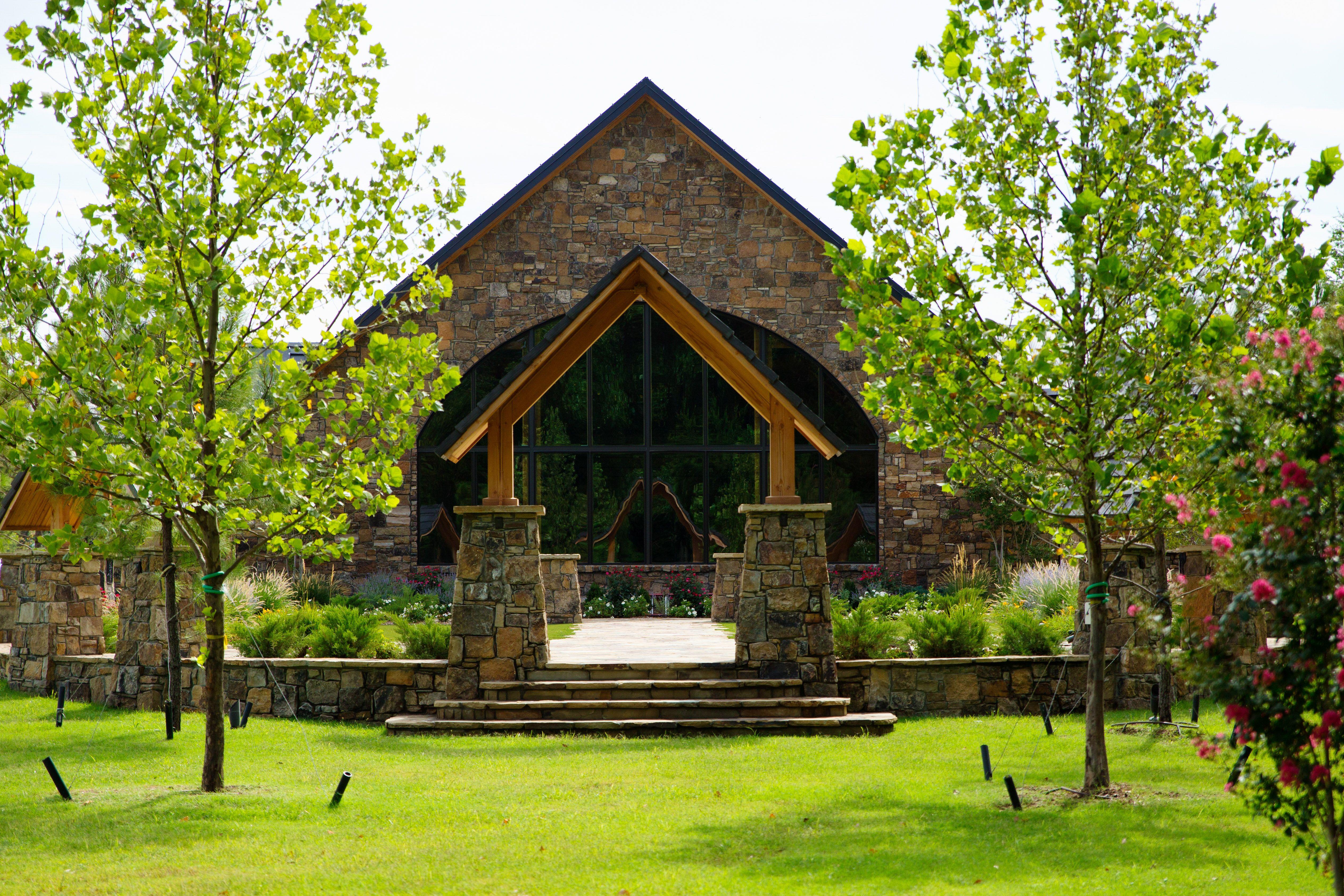 The Chapel Heartland Place 81 Ranch Enid Oklahoma Photo Courtesy Of Hawk Photography