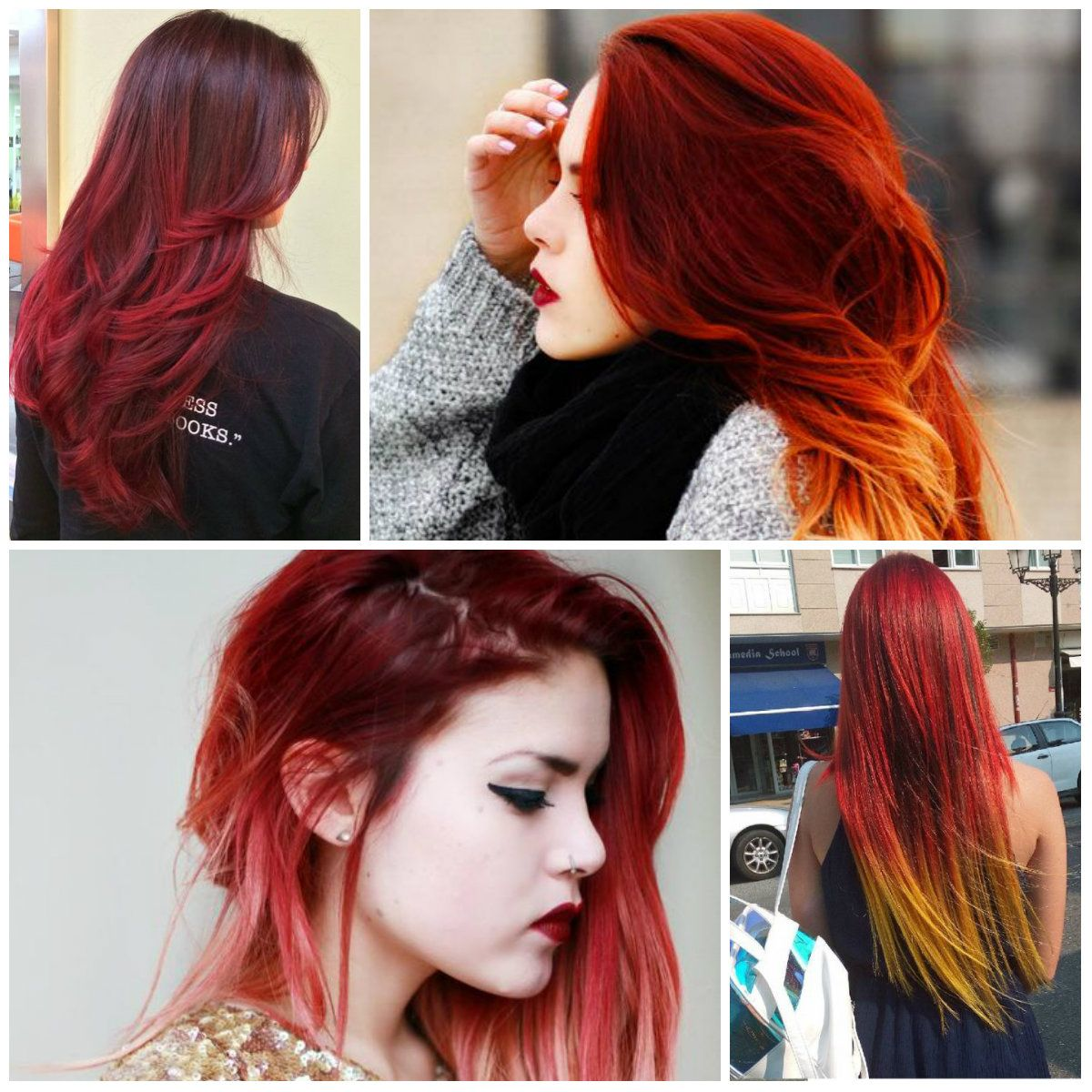 Best Hair Color Trends 2017  Top Hair Color Ideas for You ...