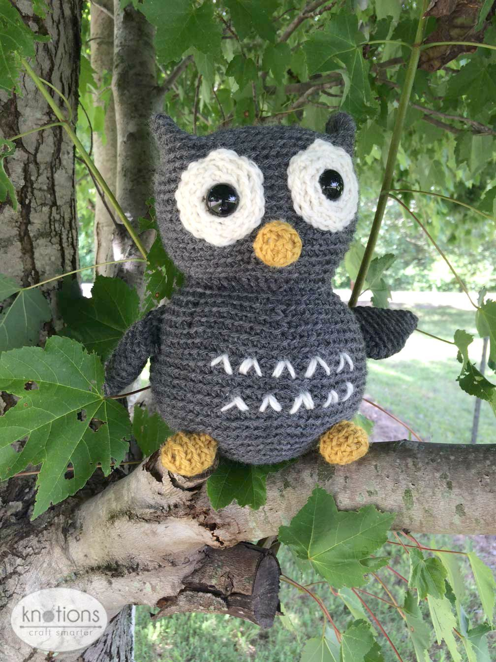 Crochet Owl - 92 Free Crochet Owl Patterns | Animales