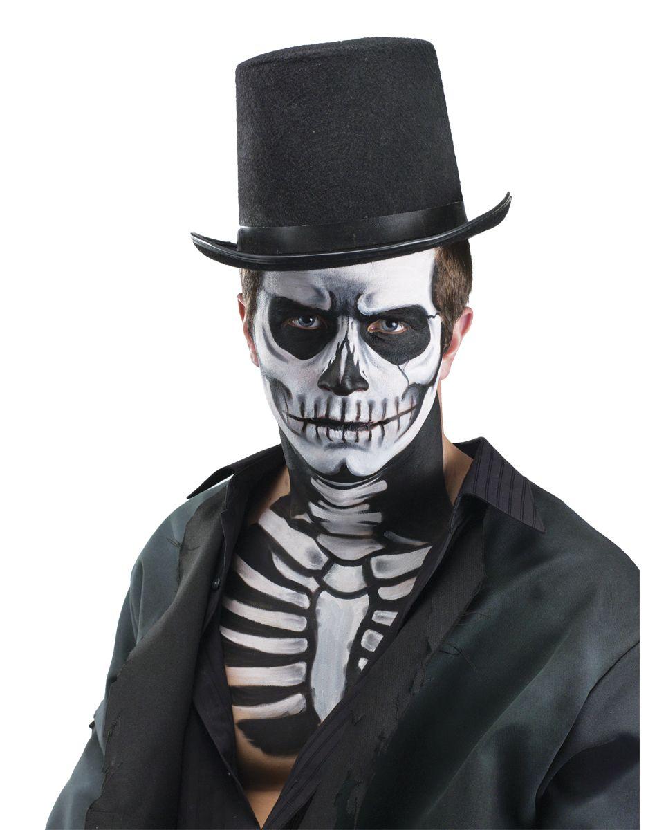 skeleton makeup kit – spirit halloween | day of the dead | pinterest