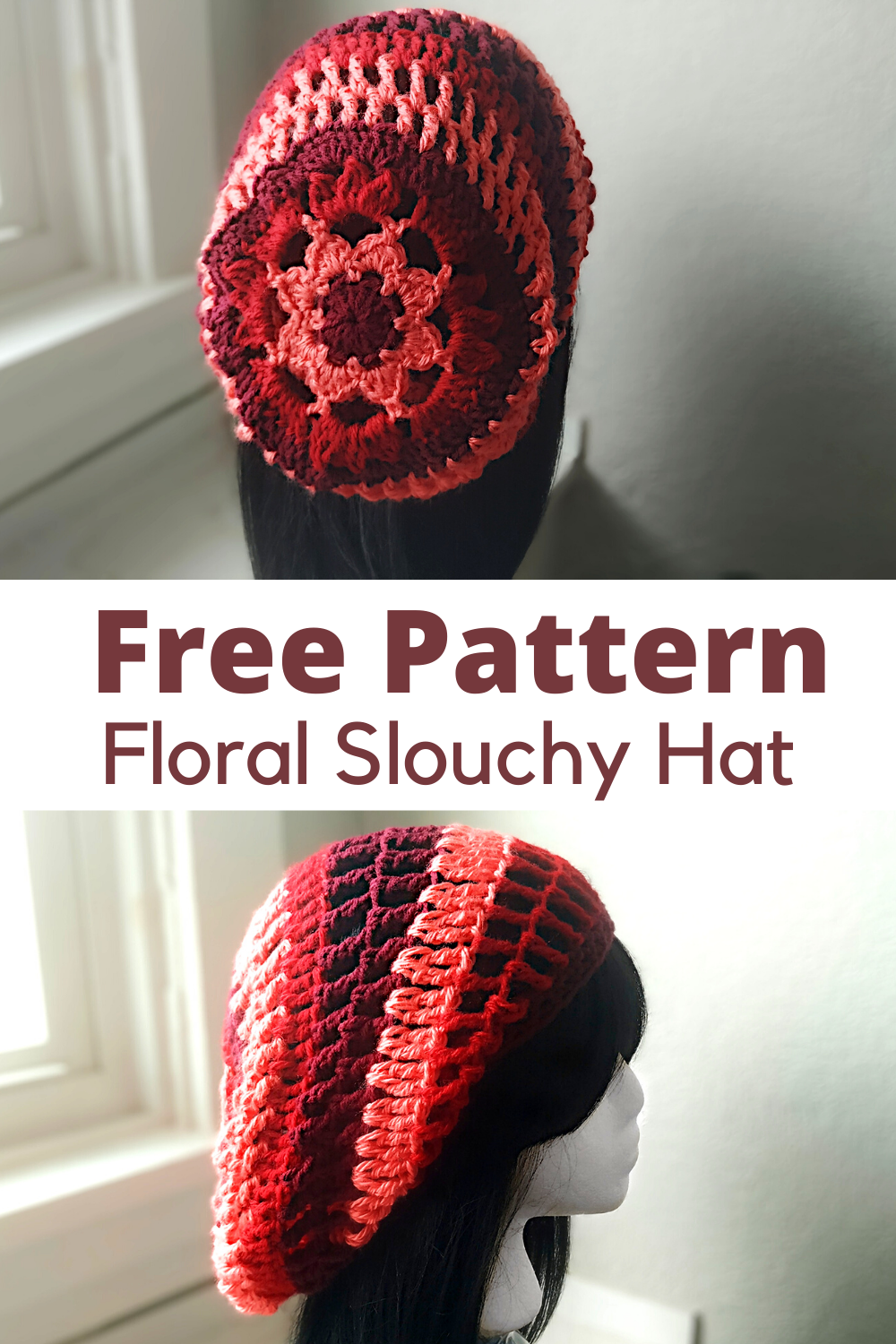 You don't have to put down your crochet hook just because the weather is getting warmer. Try this easy