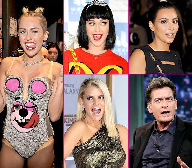 Celebrities' Craziest Tweets