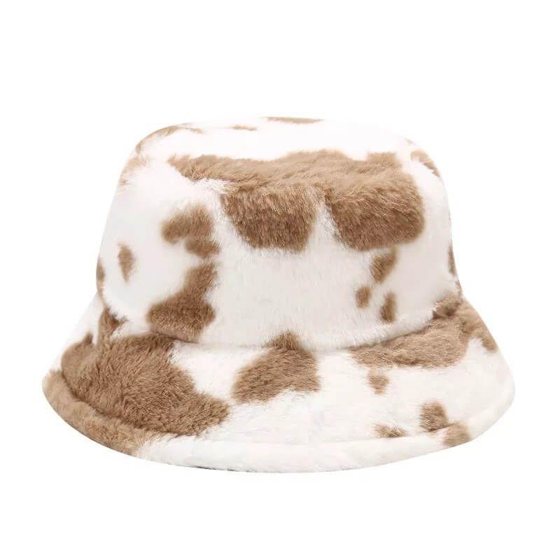 Moo Bucket Hat Hats For Women Bucket Hat Fashion Cute Hats