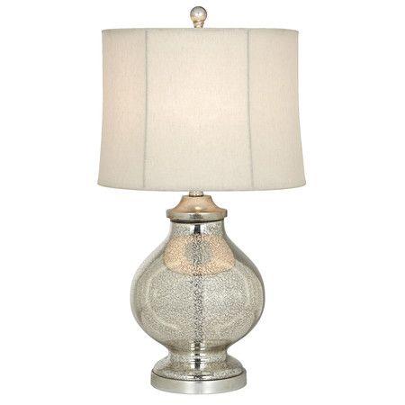 Found it at wayfair manhattan modern 27 5 h table lamp with drum