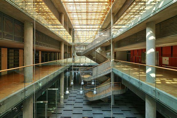 Centrum Informacji Naukowej i Biblioteka Akademicka, Katowice, proj. HS99, 2011 r.