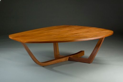 James Coffee Table by Greg Horvitz