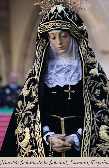 Nuestra Señora de la Soledad, Zamora