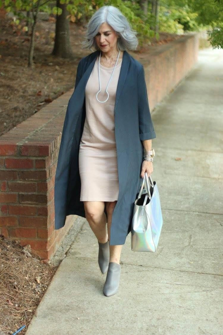 Stylish Clothing For Over 50 Classy Dresses For 50 Year
