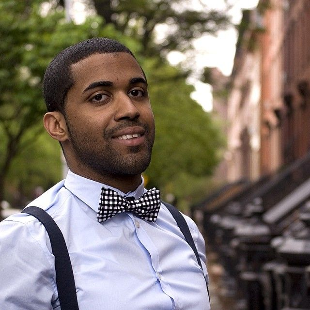 Bow tie by Brooklyn Bowtied. Buy now at www.brooklynbowtied.com!