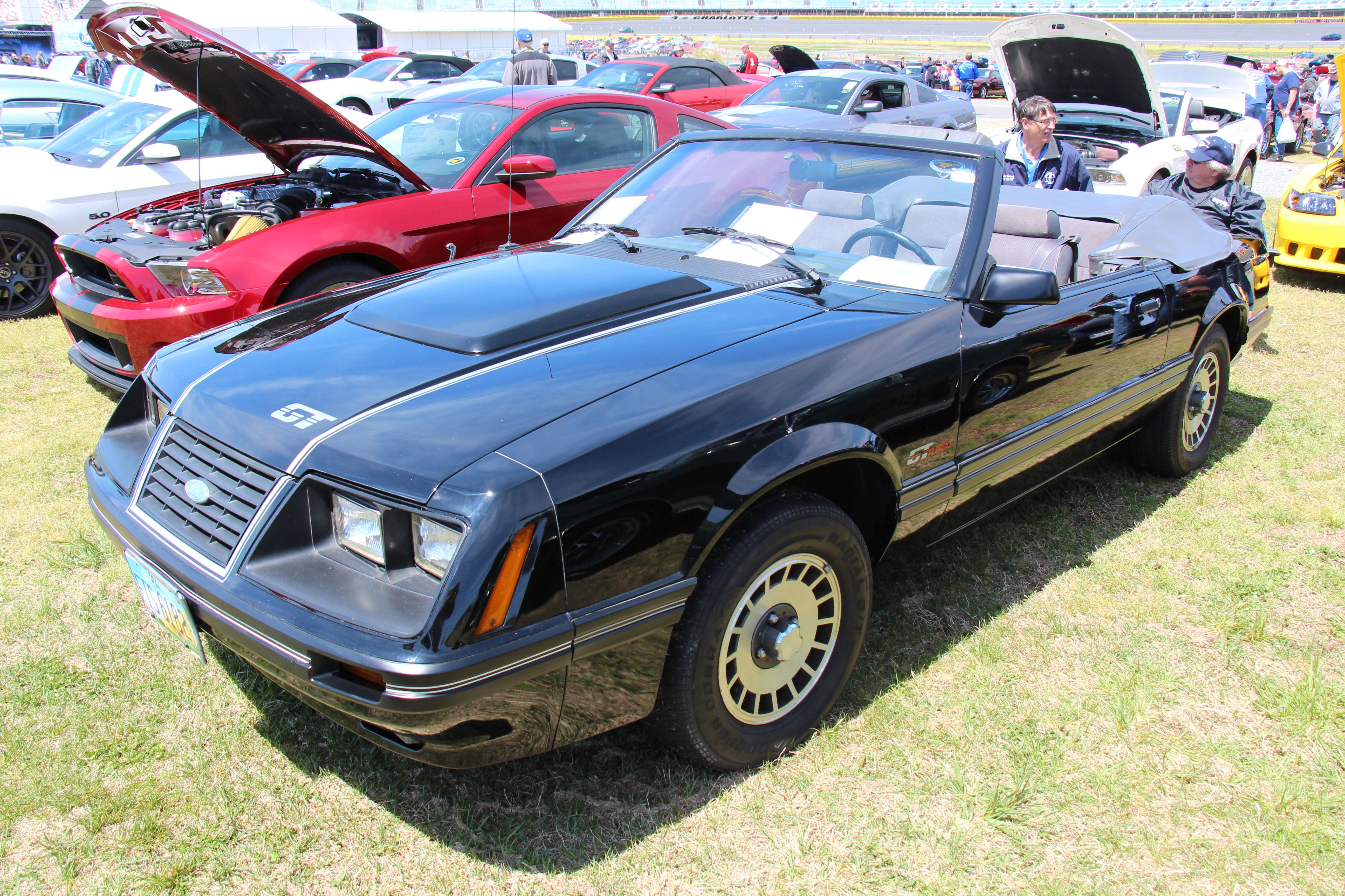 My 1984 Mustang: A Salvage car at a Price that is too Good to be ...