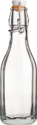 Kitchen Craft 250 ml 21 cm Home Made Glass Bottle with Ceramic Flip Lid Kitchen Craft http://www.amazon.co.uk/dp/B00C2262FQ/ref=cm_sw_r_pi_dp_FSEyvb198ZHC8