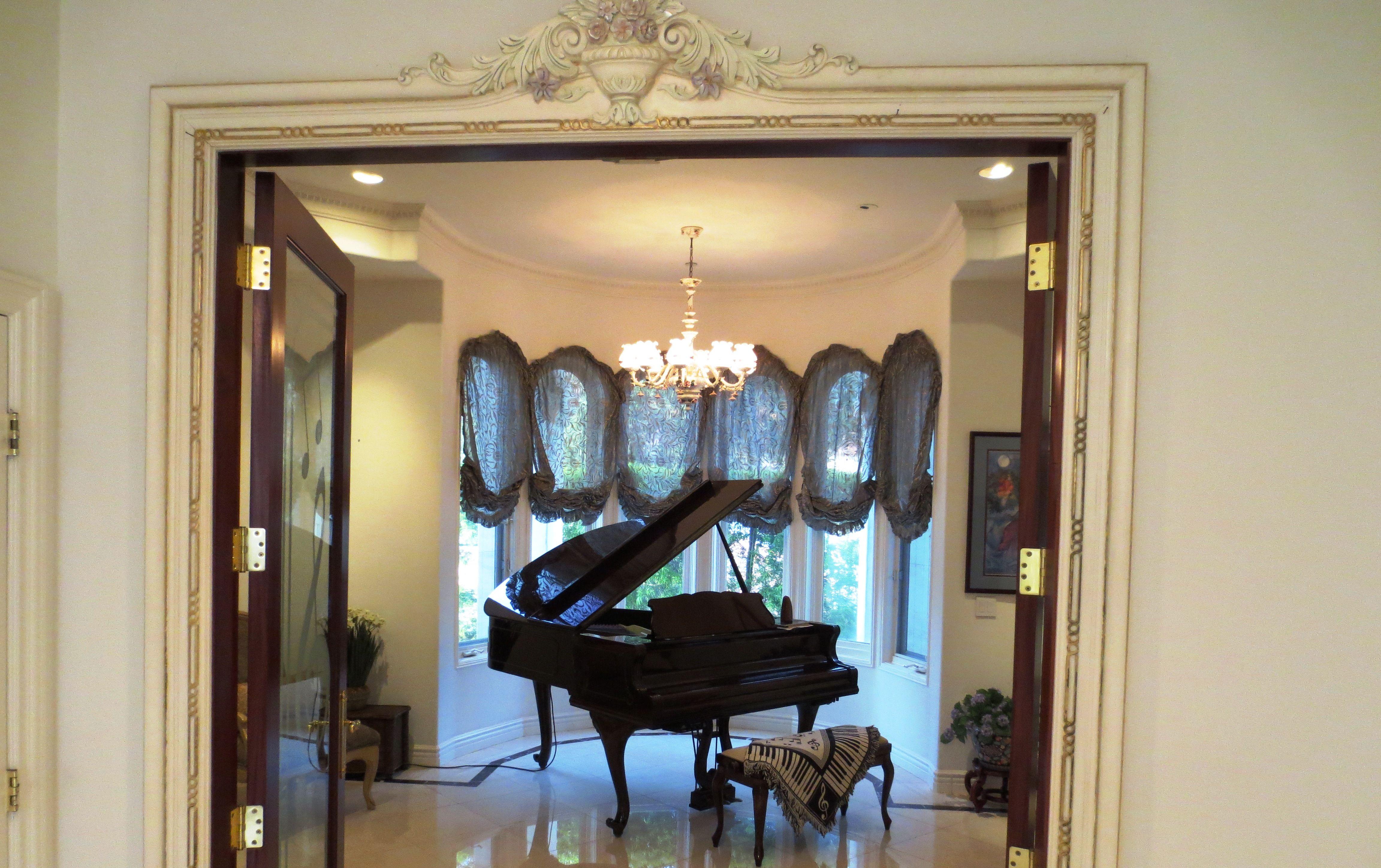 #interiordecor #piano #mansion #realestate #gorgeous #photography #california
