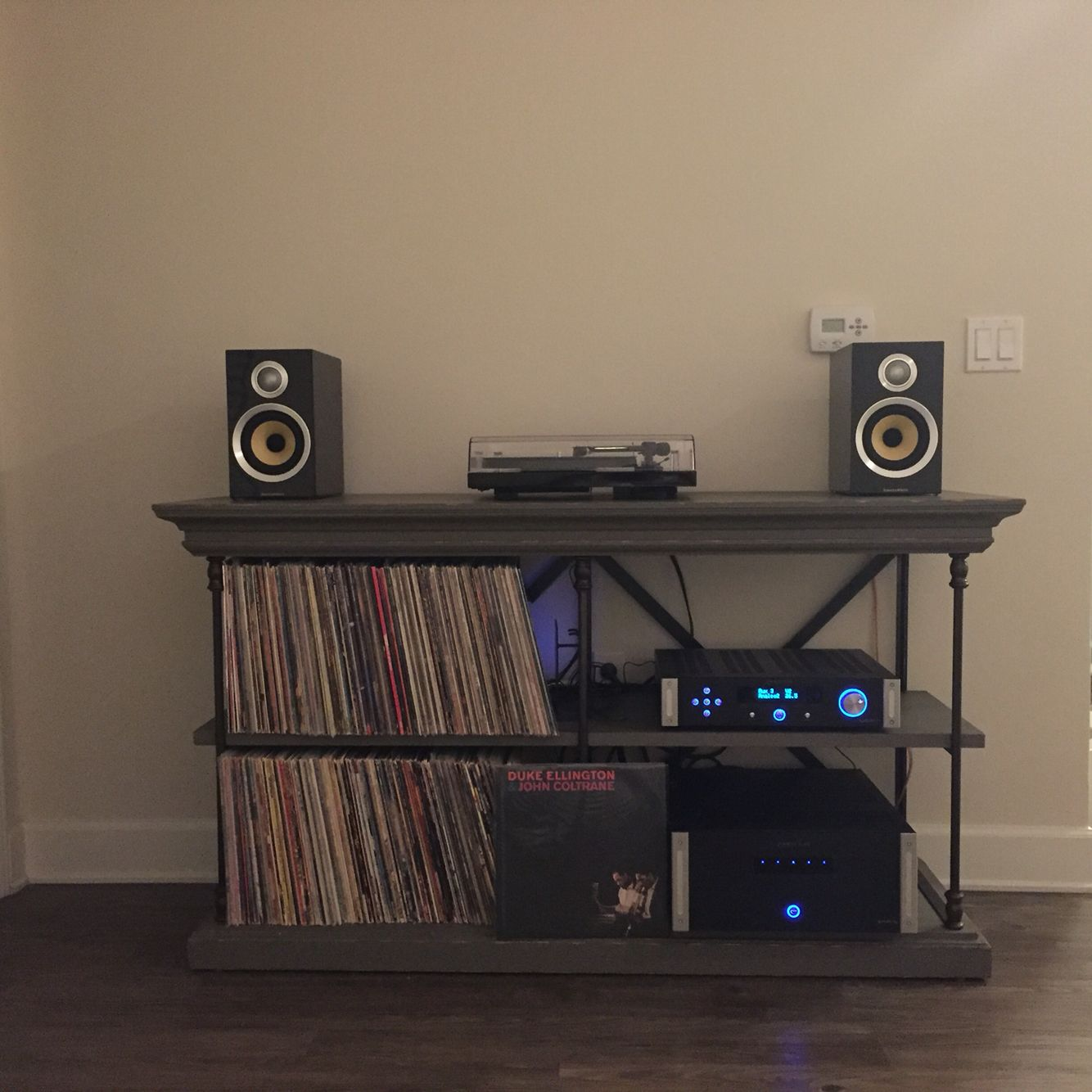 Turntable set up with Bowers and Wilkinsons CM 1\u0027s Emotiva XPA-5 and UMC & Turntable set up with Bowers and Wilkinsons CM 1\u0027s Emotiva XPA-5 ...