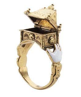 chloe lee carson jewish betrothal rings are one of historys most beautiful secrets - Jewish Wedding Ring