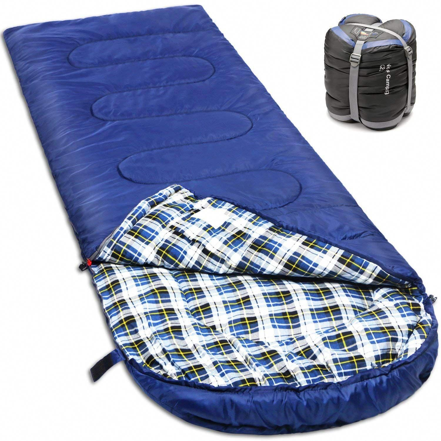 Norsens 0 Degree Celsius Cold Weather Sleeping Bag Camping