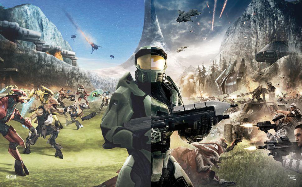 Halo Combat Evolved Anniversary Hd Wallpaper