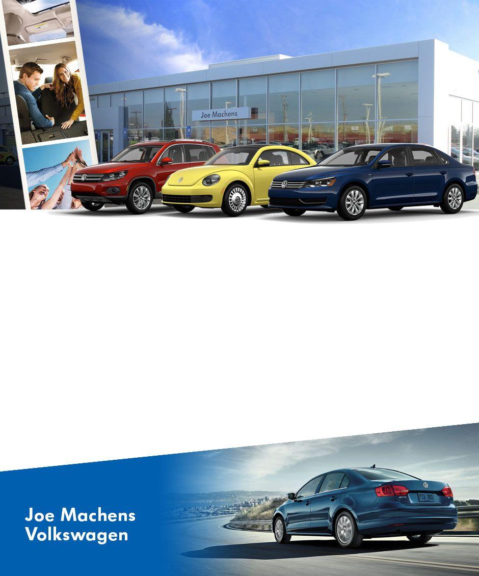 Joe Machens Volkswagen is a Columbia Volkswagen dealer and
