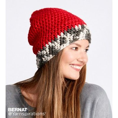 Free Easy Crochet Hat Pattern | crochet | Pinterest | Stirnband und ...