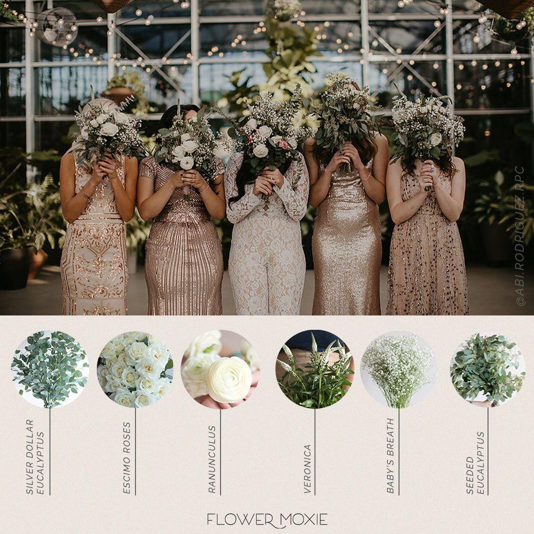 Wholesale Wedding Flower Packages: Photographer: Abi Rodriguez