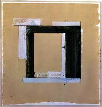 Brice Marden, Hydra Group IX, 1979, Olio su carta