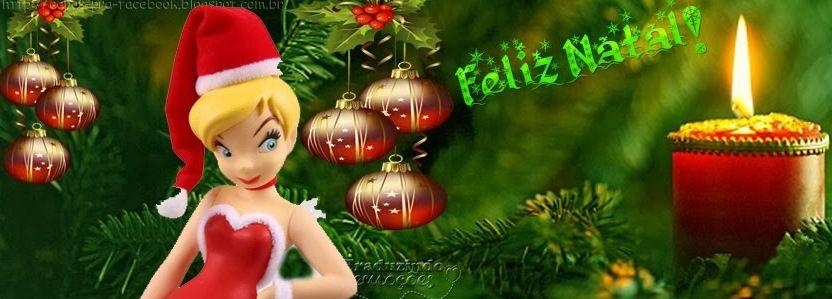 Disney Sininho Natal