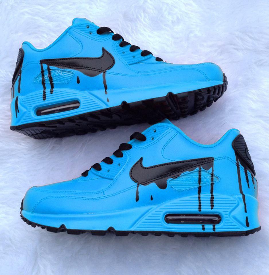 comunicación valor Articulación  Pin by PUNTO BRILLANTE on zapatos | Nike shoes, Nike air shoes, Fresh shoes
