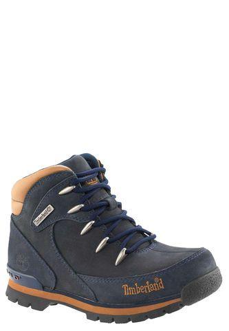 embarazada pesadilla Marcar  Botas Timberland EURO ROCK HIKER para niños-Azul TIMBERLAND | Zapatos timberland  hombre, Zapatos hombre deportivos, Zapatillas adidas hombre
