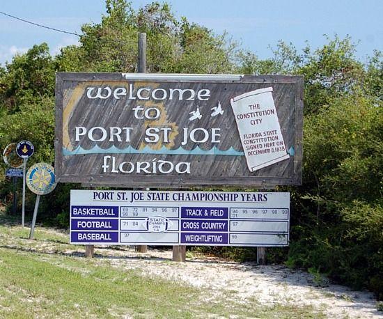 Port St Joe Fl Restaurant Guide Menus And Reviews Menupix Port St Joe Florida Mexico Beach Florida Cape San Blas Florida