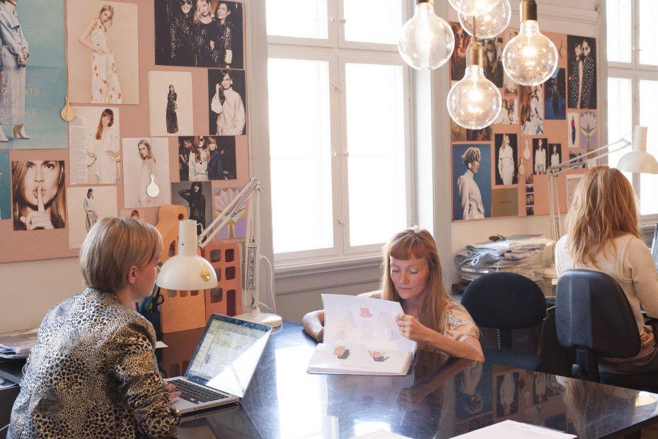 Freunde von Freunden — Stine Goya — Fashion Designer, Studio & Store, Nørrebro & Gothersgade, Copenhagen — http://www.freundevonfreunden.com/workplaces/stine-goya/