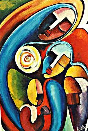 An Artwork That Explains Unity Unity In Art Principles Of Design Harmony Principles Of Art