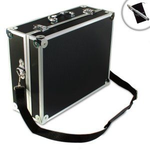 Amazon com: GearShield Microphone Travel Gig Case with Pre