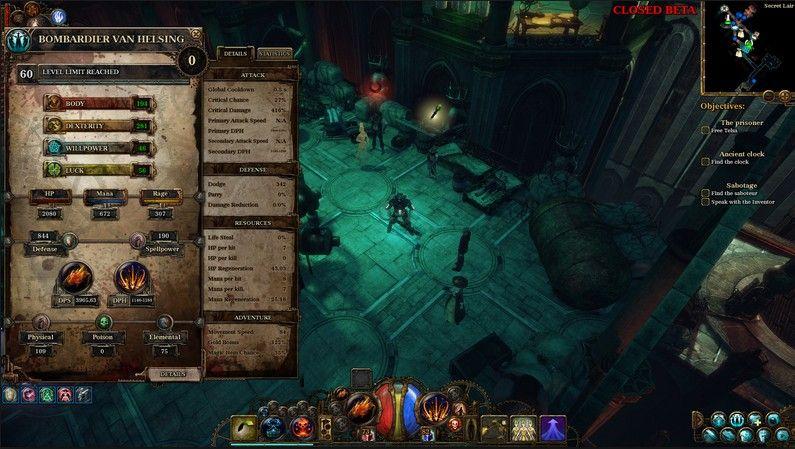 The Incredible Adventures of Van Helsing II - RPG - PC Games