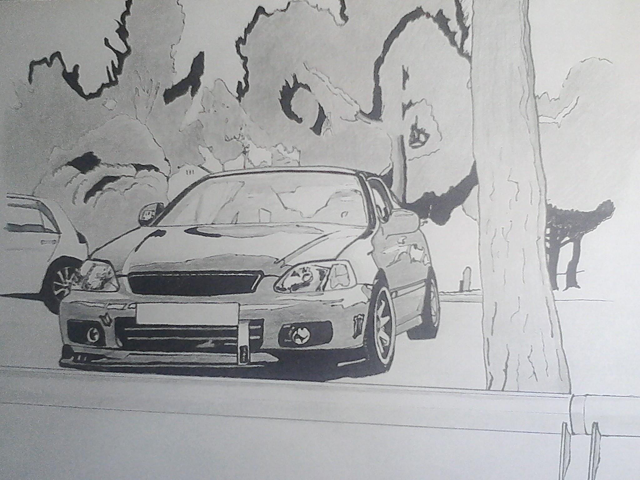 Charmant Honda Civic EK9