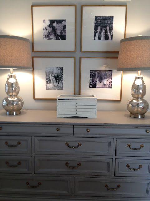 The Houston House Master Bedroom Nesting In Progress Dresser