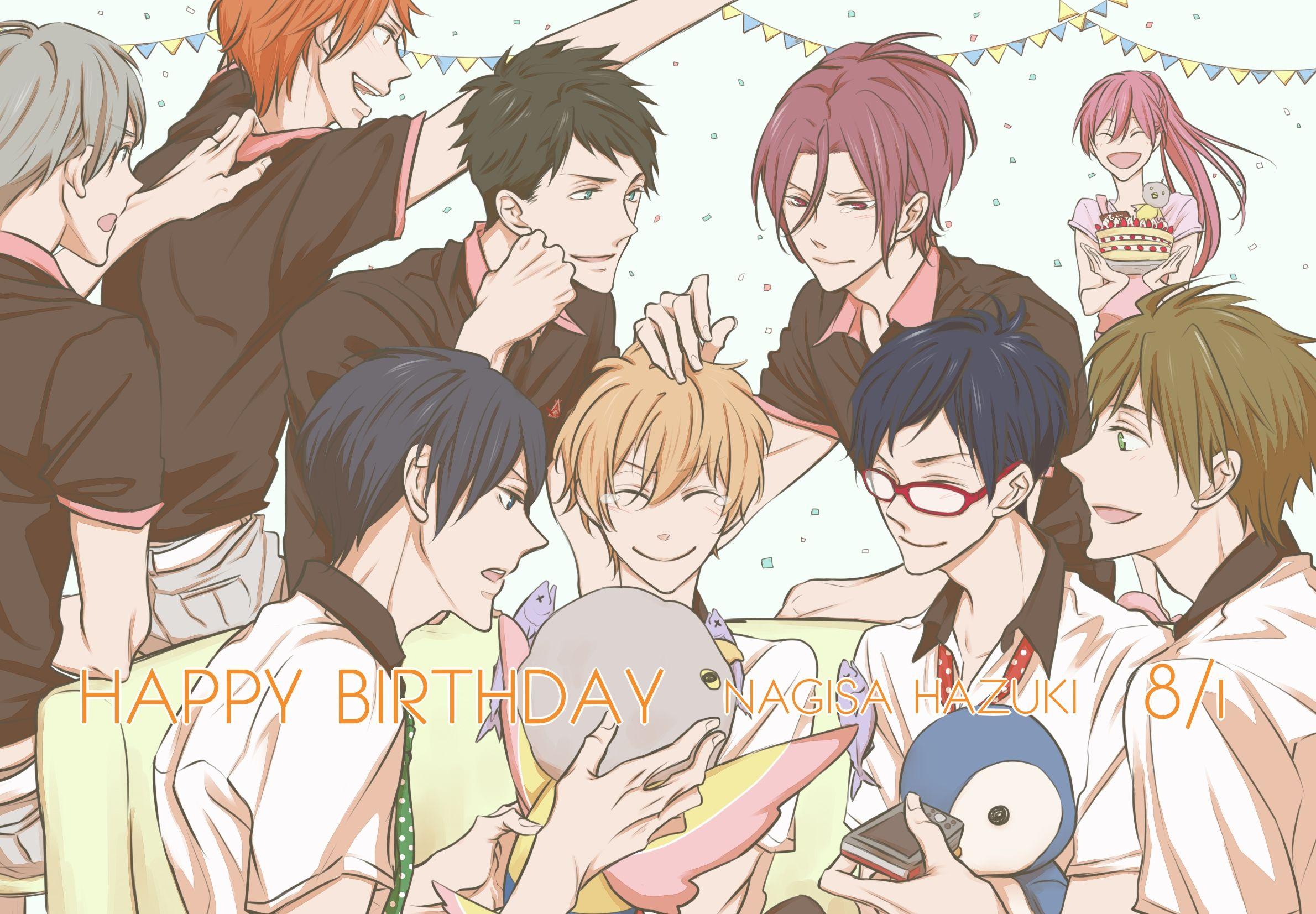Free!/1751381 Free anime, Free iwatobi swim club, Anime