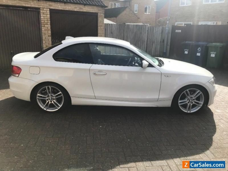 Bmw 1 Series M Sport Coupe 2010 120d Not Modified Bmw 1series