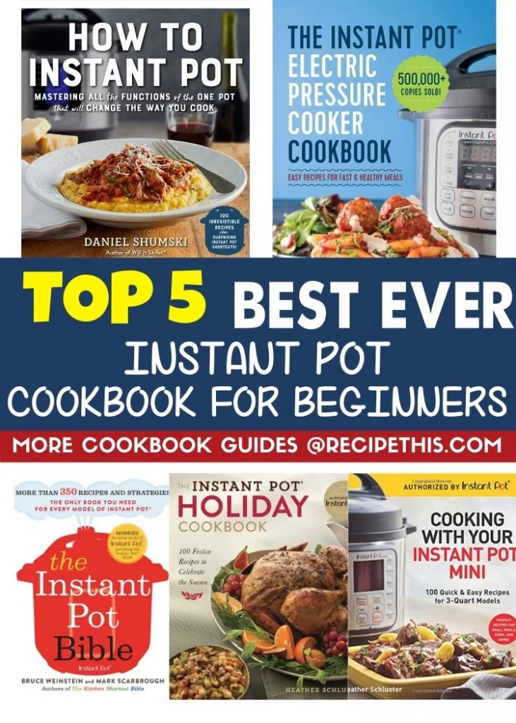 Instant Pot Recipes For Beginners Recipe This Instant Pot Cookbook Cookbooks For Beginners Recipes