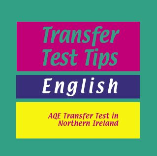 Transfer Test Tips: English, £10.00