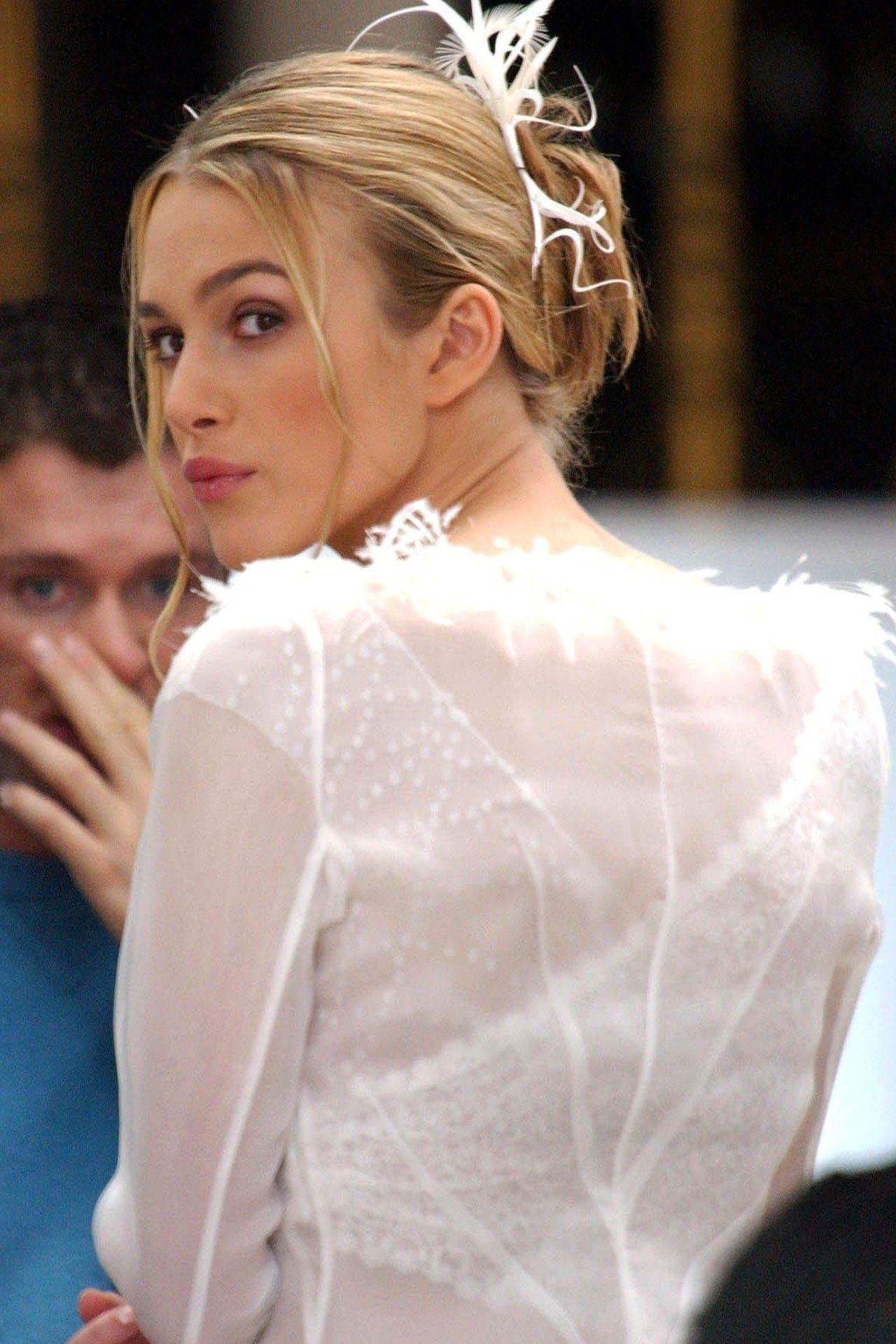 Keira Knightley Wedding Dress Love Actually | www.pixshark ...