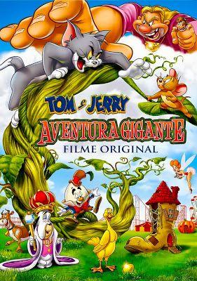 Baixar Filme Tom E Jerry Aventura Gigante Dual Audio Gratis T