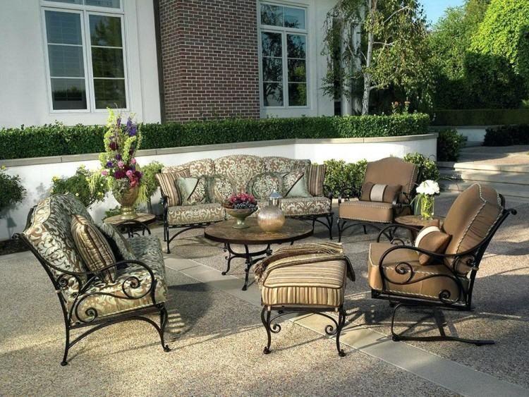 Garden Treasures Patio Furniture Sets Patio Patio Furniture
