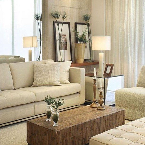 23 Charming Beige Living Room Design Ideas To Brighten Up: Diseño De Interiores