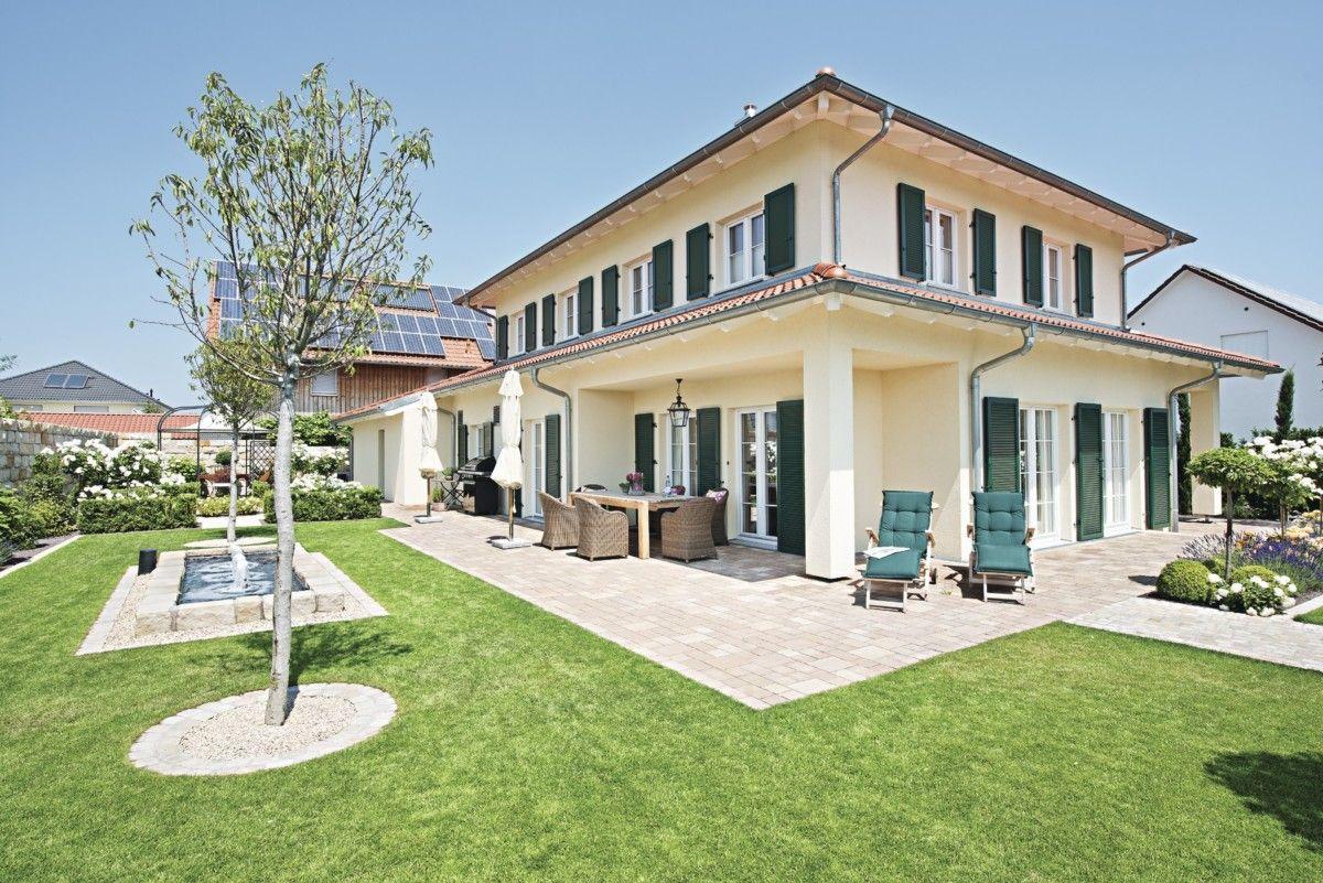 Mediterrane Landhaus Villa WeberHaus http//www