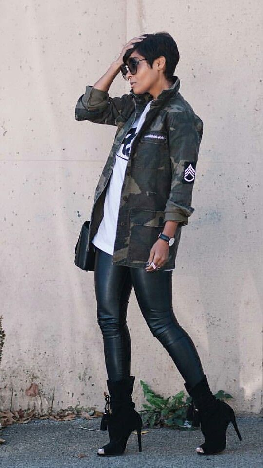 580dfcb9c8586f ... sheer dresses, Luxury style and Fashion Trend Coverage,. Celebrity  Looks : Picture Description Jenna Dewan's Camo Jacket & Mesh Leggings Look  for Less ...