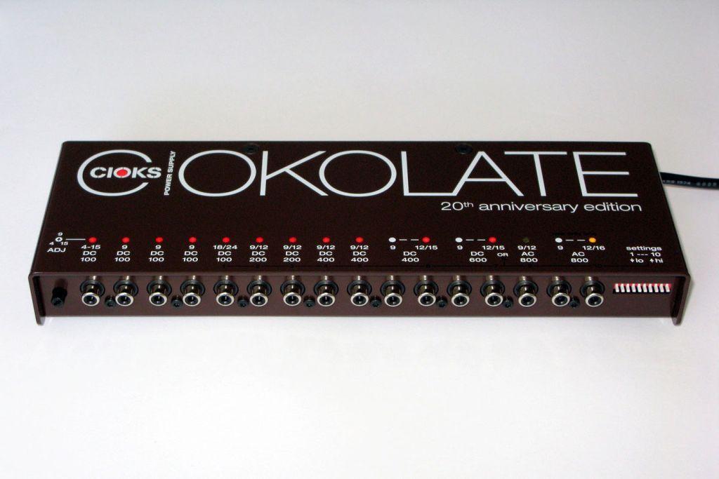 Cioks C16 Ciokolate Power Supply