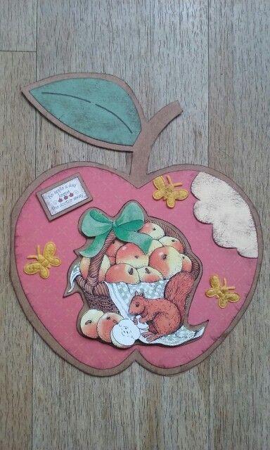 Beterschap met de appelmal van Dutch Doobadoo.