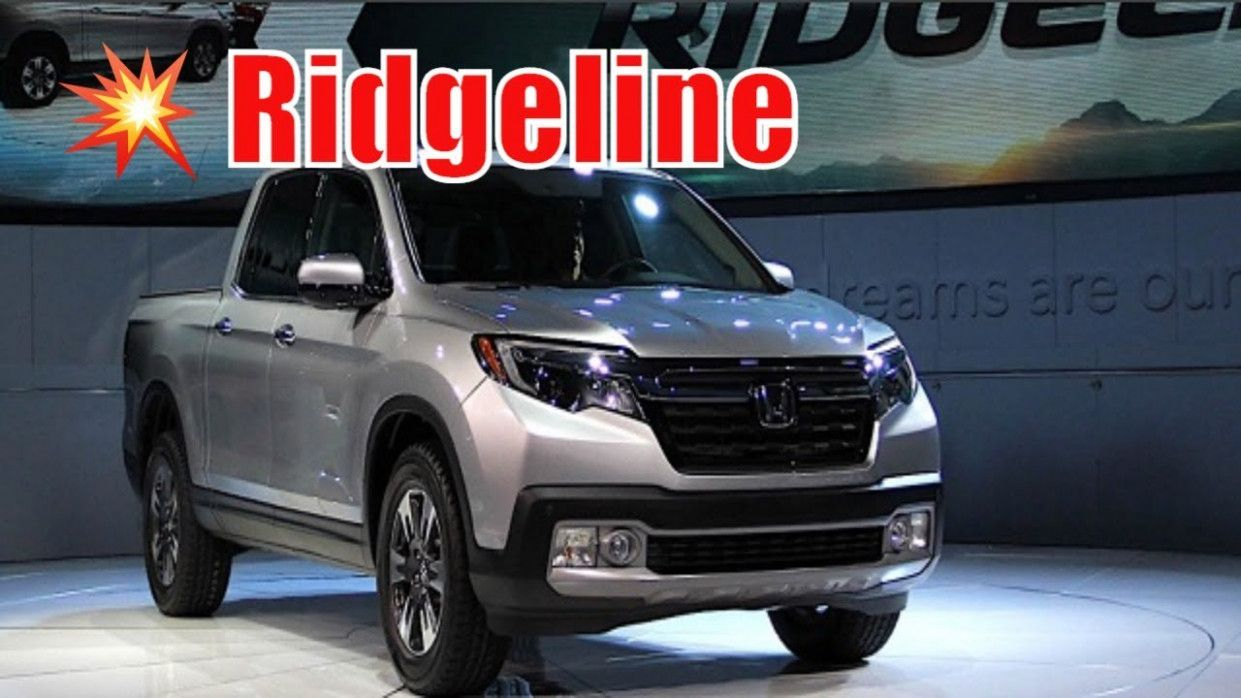 9 Image Honda Ridgeline 2020 Changes in 2020 Honda